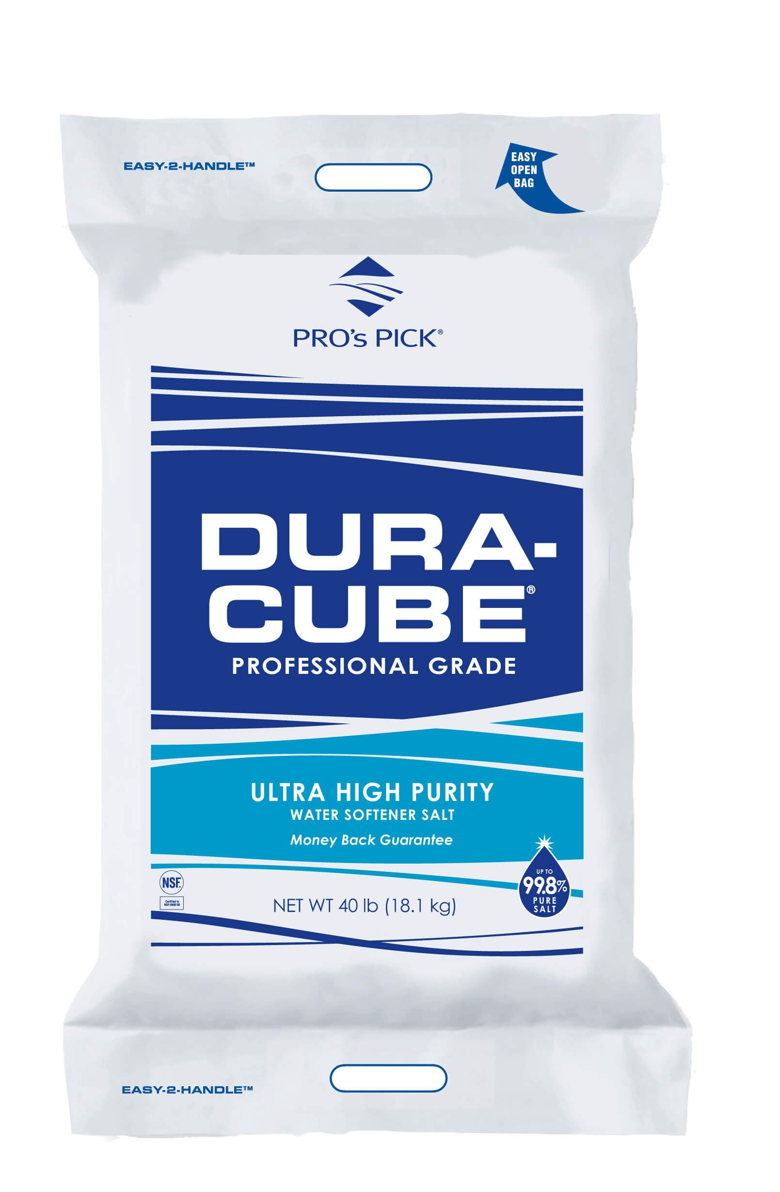Duracube Salt Sale Saturday